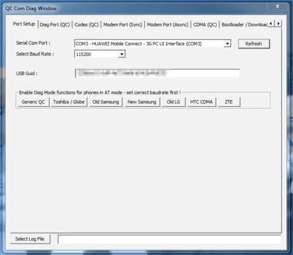 Huawei E585 Unlock (sbloccare il WebPocket di 3) (6/6)