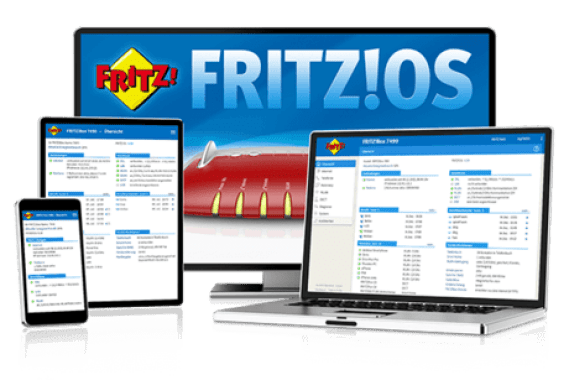 AVM FRITZ!Box 7560 1