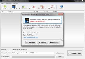 AZW3: rimozione del DRM e trasformazione in PDF