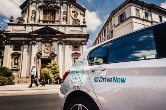 Car Sharing: BMW approda a Milano con DriveNow 2