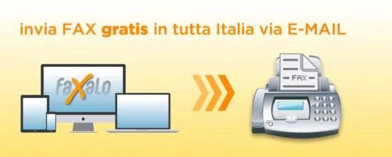 Come inviare fax gratuitamente: Faxalo 2
