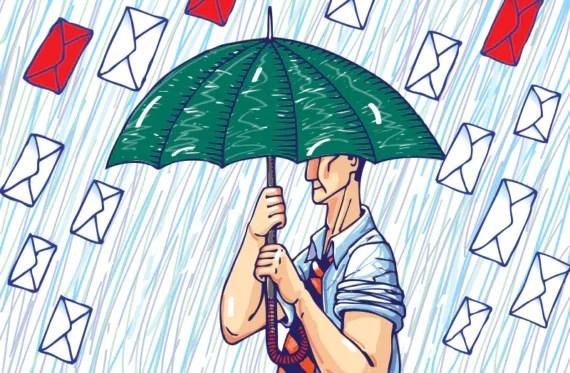 Difendersi dallo spam anche grazie a GMail (da un'analisi Kaspersky)