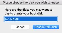 El Capitan: creare una chiave USB per installare il sistema 5