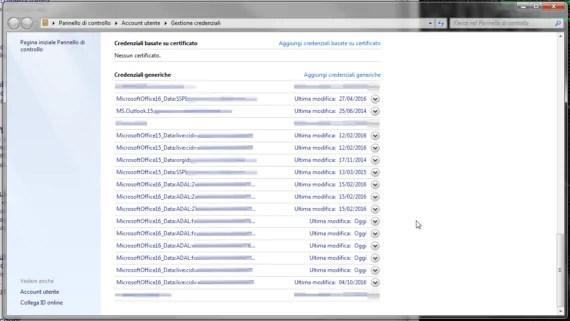 Office 365: continue richieste di login da OneNote (e non solo) 1