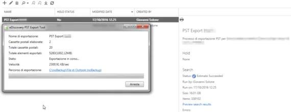 PowerShell e Office 365: cancellazione e restore degli utenti 1