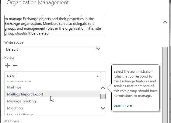 PowerShell e Office 365: recupero della posta cancellata 1