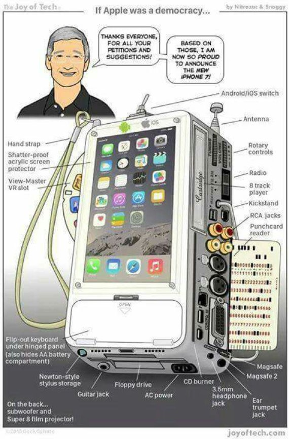 """Seven: """"Il miglior iPhone di sempre"""" (TM) 4"""