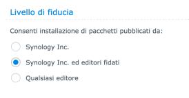 Synology: aggiornare Plex manualmente 3
