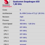 Vodafone Smart Platinum 7 (VF900) 1