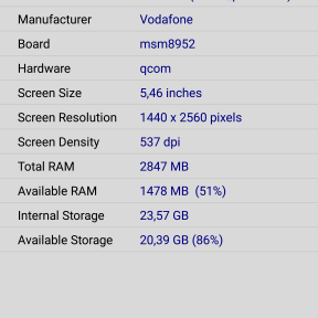 Vodafone Smart Platinum 7 (VF900) 2
