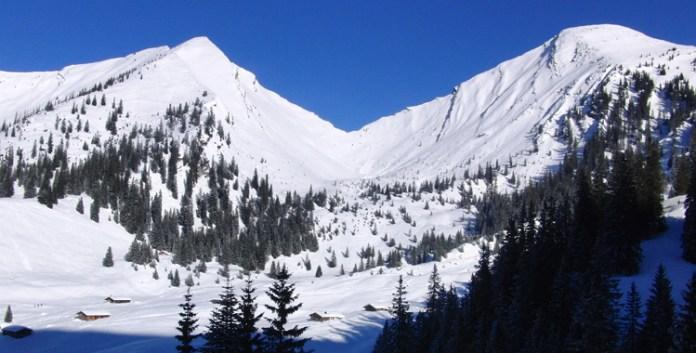 Sonntagshorn Schneeschuhtour © Gipfelfieber.com