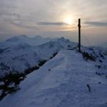 Sonnenuntergang am Simetsberg © Gipfelfieber.com