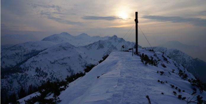 Skitour auf den Simetsberg © Gipfelfieber.com