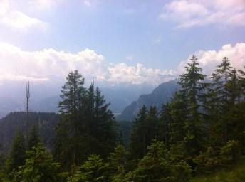 Die Zugspitze hüllt sich in Wolken © Gipfelfieber.com