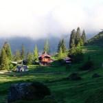 Blick zurück zur Kaindlhütte © Gipfelfieber.com