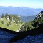 Aufstieg zum Widauersteig © Gipfelfieber.com