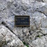 Einstieg bzw. Ausstieg vom Kaiserschützensteig © Gipfelfieber.com