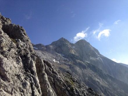 Der Gipfel des Hochkönig liegt in noch weiter Ferne © Gipfelfieber.com