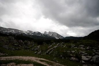 Das Wetter zeigt sich nicht von seiner besten Seite © Gipfelfieber.com