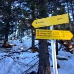 Verlaufen ist ausgeschlossen © Gipfelfieber.com