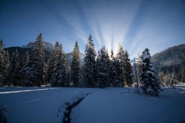 Lichtspiele © Gipfelfieber.com