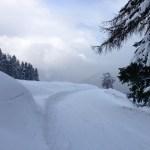 An Schnee mangelt es nicht © Gipfelfieber.com