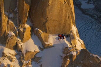 David Lama & Peter Ortner © Red Bull Media House