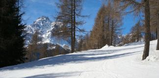 Schneereport Dolomiten