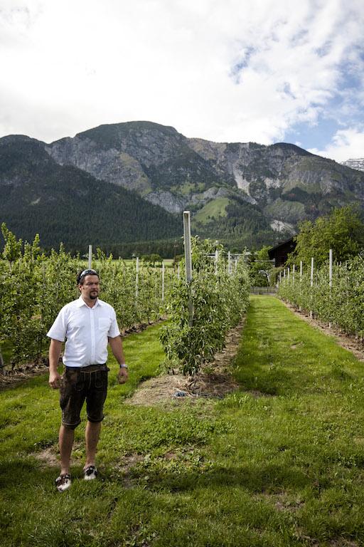 Der Brennmeister Hubert Strasser © Gipfelfieber.com