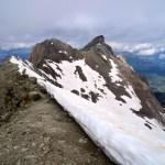 Der Grat zum Piz Lischana © Gipfelfieber.com