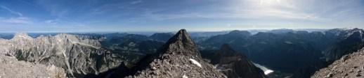 Panorama von der Südspitze © Gipfelfieber.com
