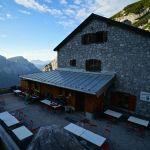 Abendstimmung an der Blaueishütte © Gipfelfieber.com