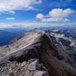 Blick zurück zur Westlichen Ödkarspitze © Gipfelfieber.com