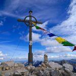 Das Gipfelkreuz der Birkkarspitze © Gipfelfieber.com