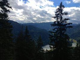 Blick auf den Weitsee © Gipfelfieber.com