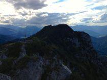 Hörndlwand und Gurnwandkopf im Hintergrund © Gipfelfieber.com