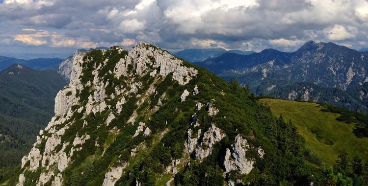 Vergessene Steige: Vom Weitsee auf den Gurnwandkopf © Gipfelfieber.com