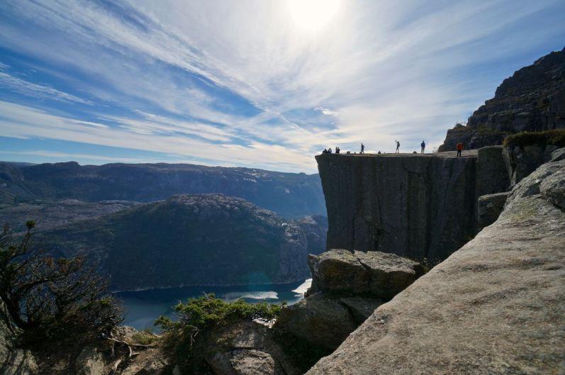 Zum ersten Mal in Sicht © Gipfelfieber.com