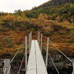 Ein paar solcher Brücken werden überquert © Gipfelfieber.com