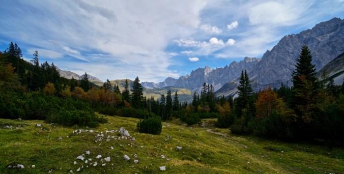 Rund um das Karwendelhaus: Grenzerfahrungen an der Östlichen Karwendelspitze © Gipfelfieber.com