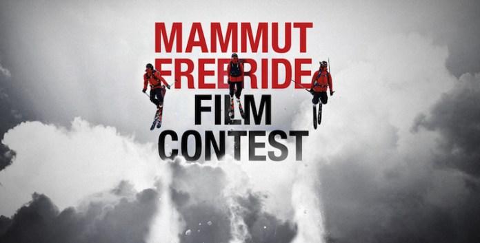 Zum Mitmachen: Mammut Freeride Film Contest