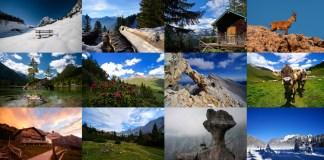 Alle Bilder aus dem Kalender 2015 © Gipfelfieber.com