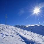 Das Gipfelkreuz vom Joch © Gipfelfieber.com