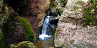 Durch die Schlucht: Der Rio Sallagoni Klettersteig © Gipfelfieber.com