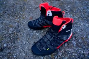 Der Scope High GTX aus der Terrex-Linie von Adidas © Gipfelfieber.com
