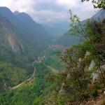 Blick ins Valle di Ledro nach Biacesa © Gipfelfieber.com