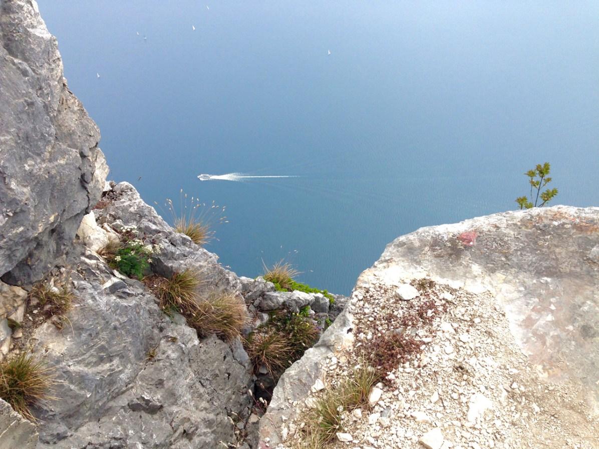 Luftige Ausblicke auf den Gardasee © Gipfelfieber.com