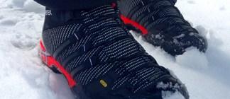 Zustiegsschuh im Test: Adidas Terrex Scope High GTX © Gipfelfieber.com