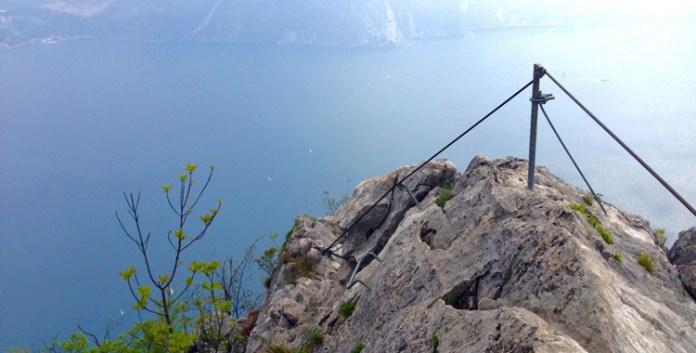 Vier Klettersteige für ein Halleluja