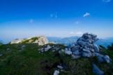 Gipfel der Vorderen Kesselschneid (Pyramidenspitze im Hintergrund) © Gipfelfieber.com